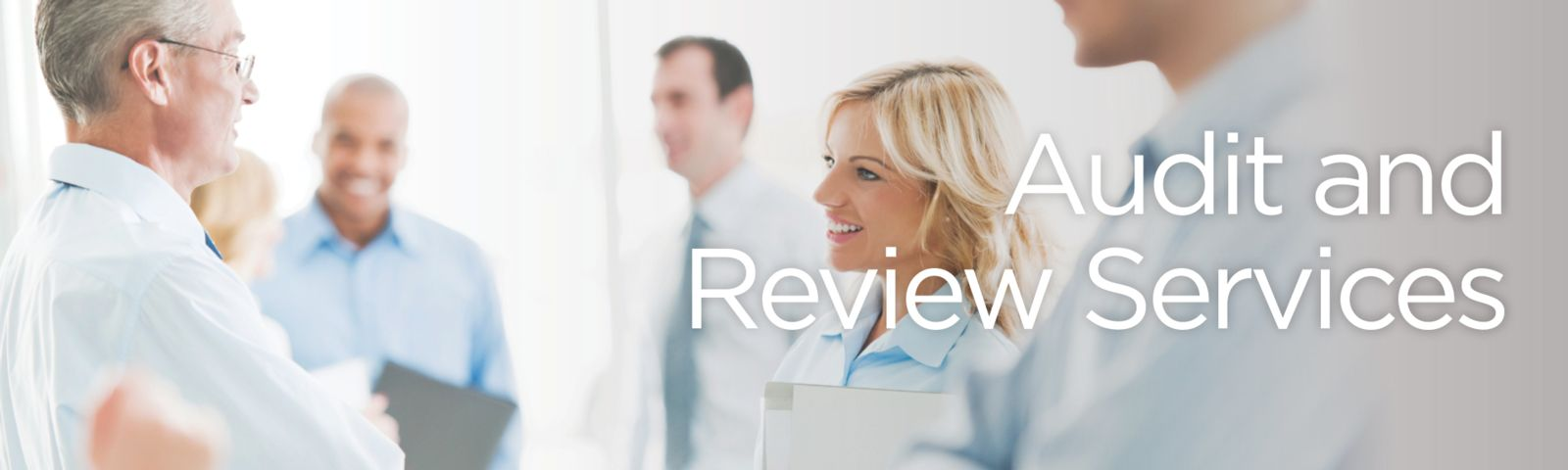 Audit and Review Services